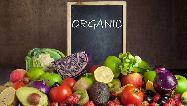 how to buy fresh organic fruits and vegetables